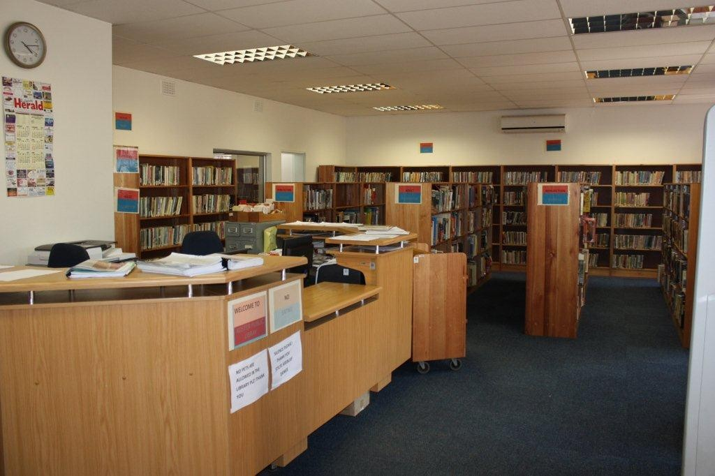 Kgetlengrivier Town Library